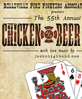 Chicken & Beer Dance
